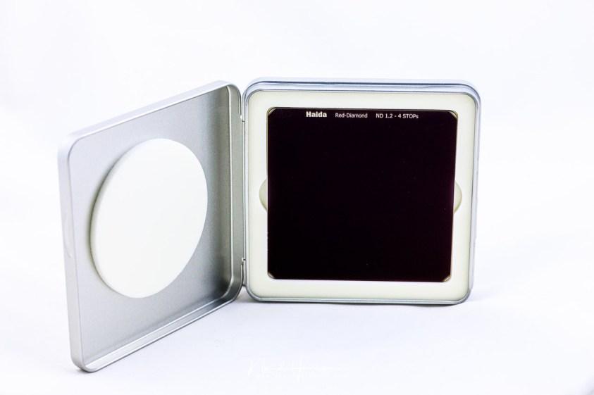 Haida Red Diamond 4 stops grijsfilter - Hoe kies je het juiste grijsfilter voor jouw foto?