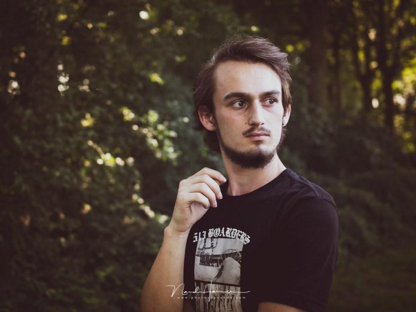 Aillas in het park - Mijn ervaring met een Olympus camera