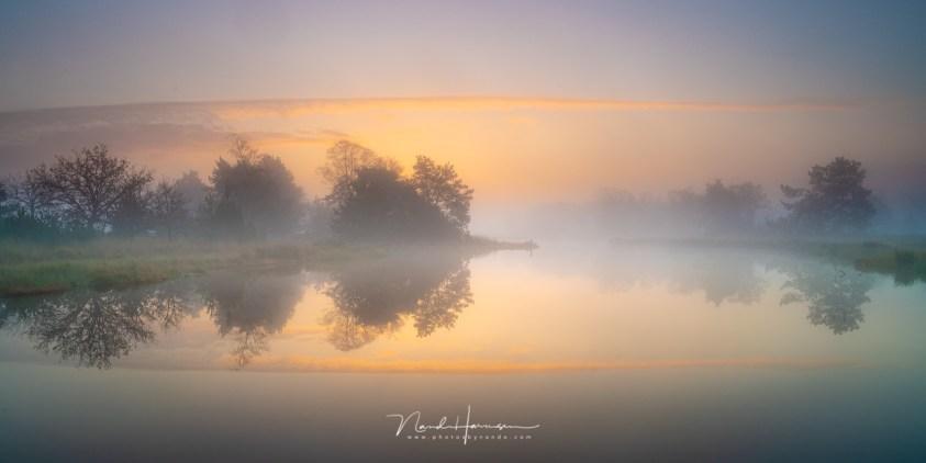 Landschappen fotograferen met symmetrie