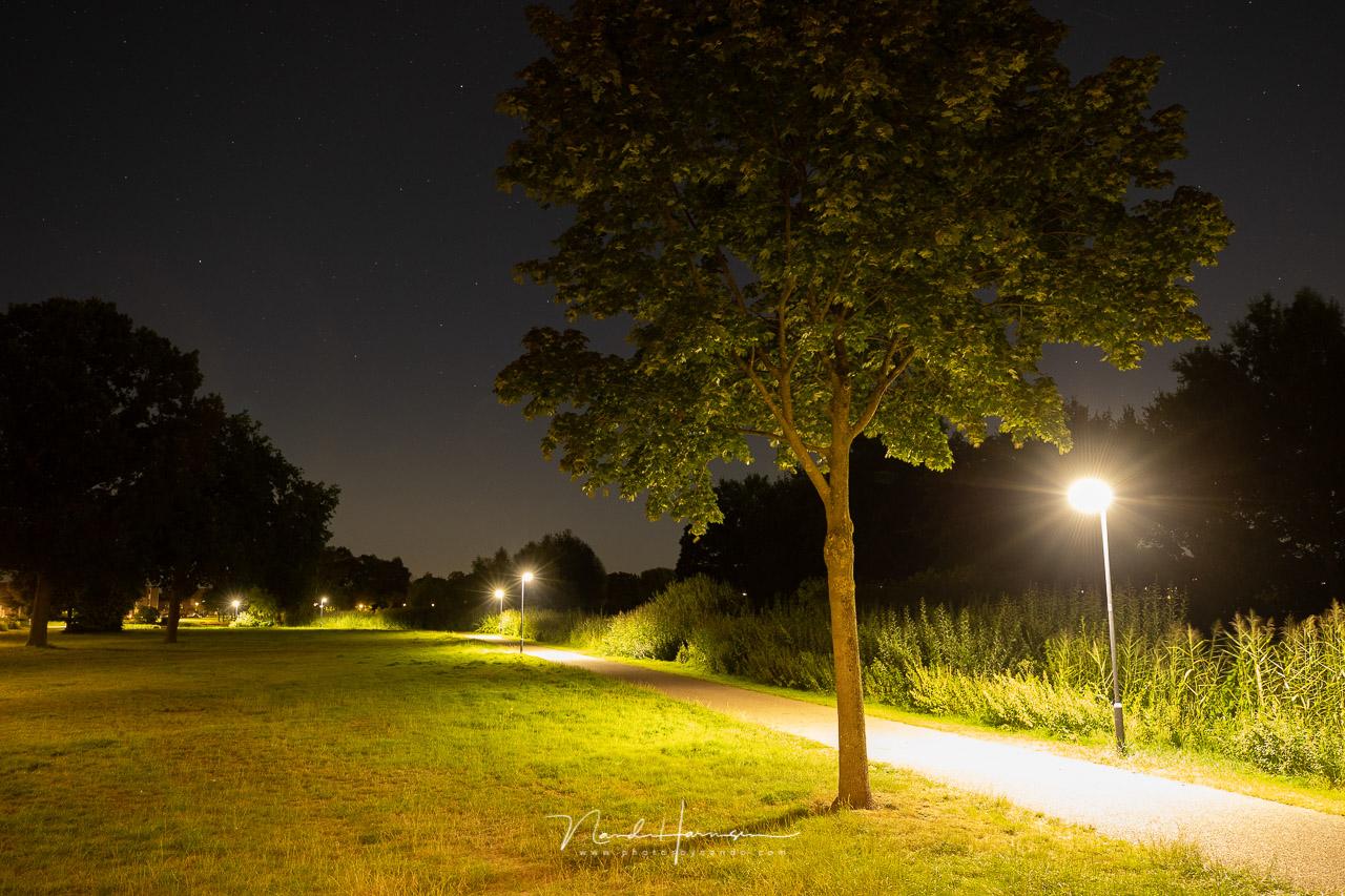 LED verlichting zonder filter