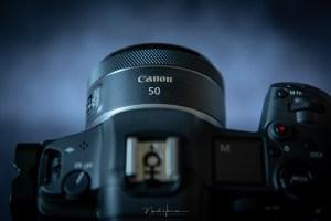 de canon RF50mm f/1,8