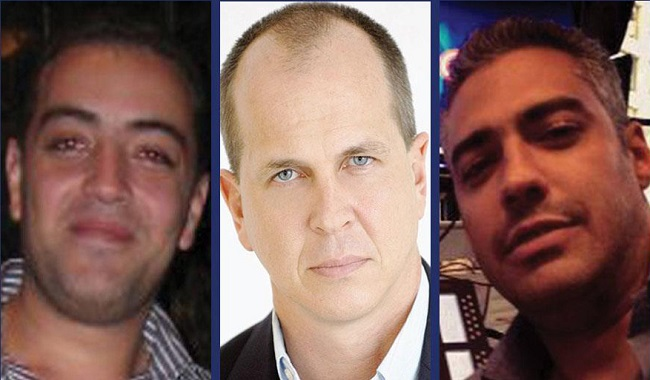Three other Al Jazeera journalists are on trial