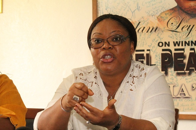 Nobel Peace Prize winner Gbowee speaks her mind on Liberia's poor education standard