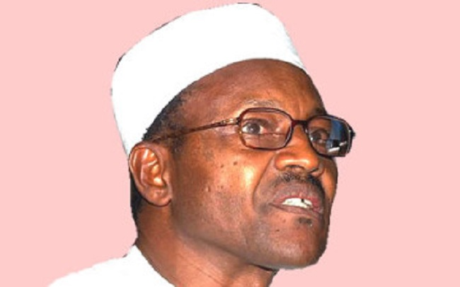 General Buhari is seeking the Nigerian Presidency in elections slated for next year