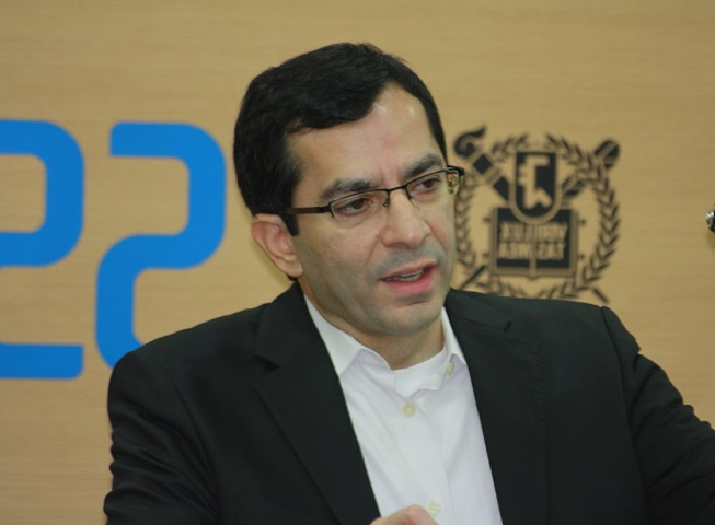 Ayhan Kose, director of development projects at the World Bank