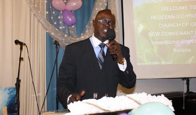 Pastor Oluware