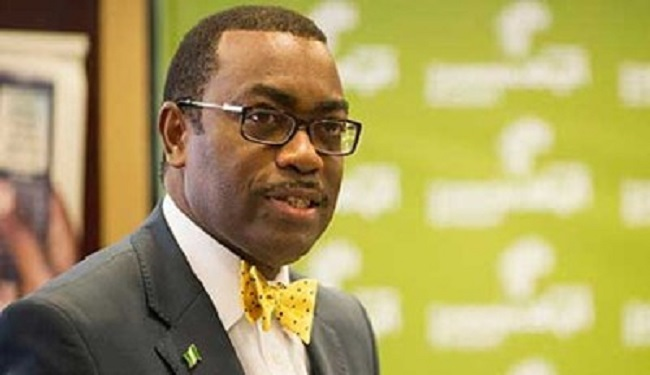 Adesina: climate change is an urgent threat