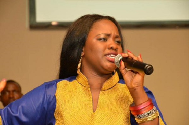 Blackie's unique gospel music style captivates