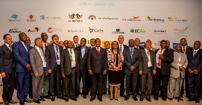More than 300 participants attended the 47th General Assembly of African Airlines Association (AFRAA)