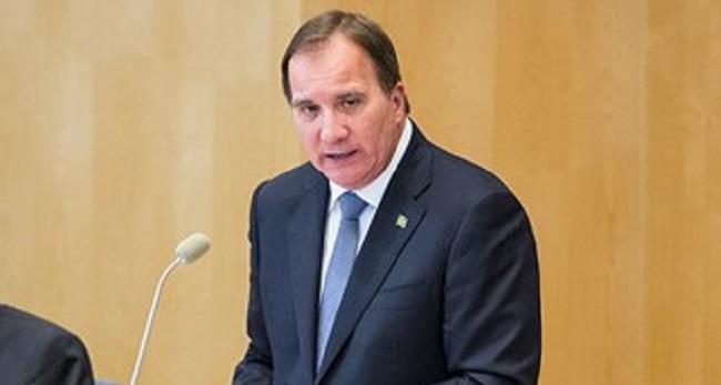 Prime Minister Stefan Löfven