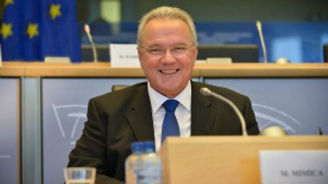 Neven Mimica is the EU Commissioner for International Cooperation and Development