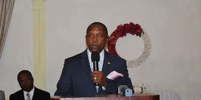 ALJA National President Moses D. Sandy