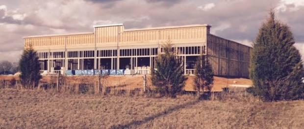 New Albany MS Cracker Barrel.