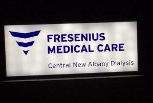 New Albany sign ordinance