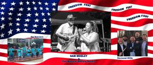 New Albany MS Freedom fest