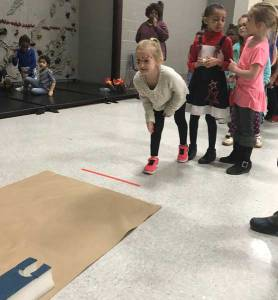 Winter Olympics at NAES