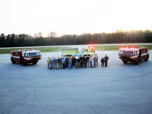 airport emergency training