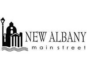 New Albany MS Main street logo