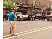 Bankhead Street accident