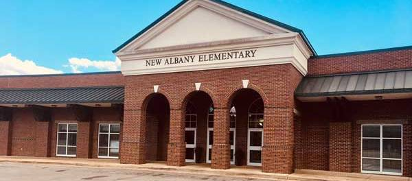 New Albany Elementary School NAES
