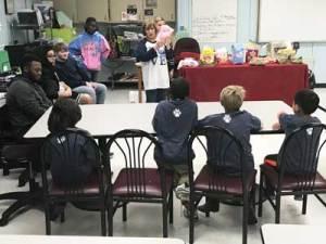first grade career tour