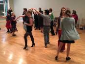 ballroom dancing in New Albany
