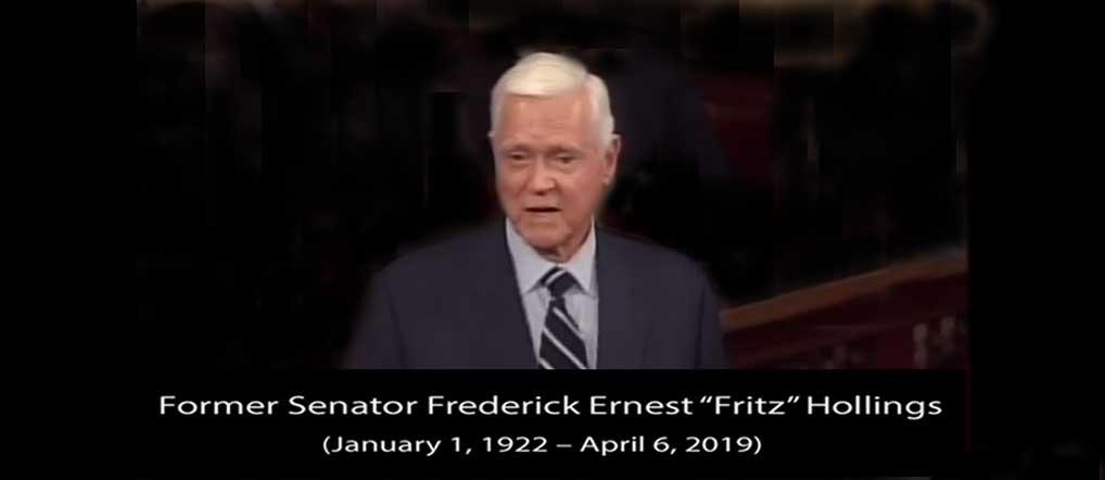 New Albany MS Sen. Fritz Hollings