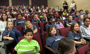 New Albany MS 2019 NAES student performance