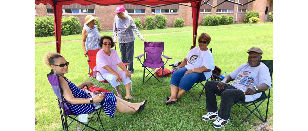 New Albany, Ms Union County Training School/B.F. Ford School 2019 reunion picnic