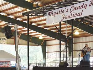 Union County MS Candy Hill Festival