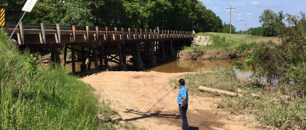 Union County MS Two County Road 46 bridges will be replaced