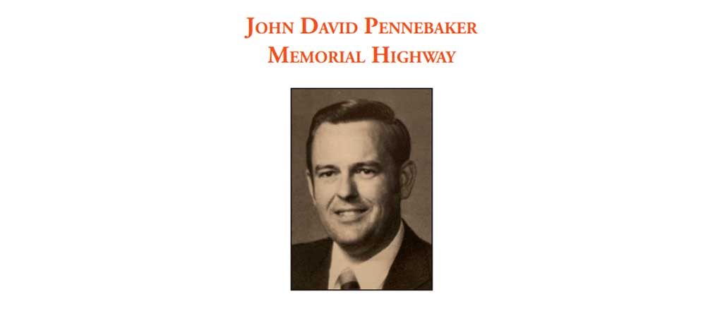 New Albany, MS Pennebaker Memorial Hwy.