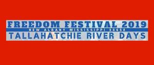 New Albany MS Freedom Fest Tallahatchie River Days