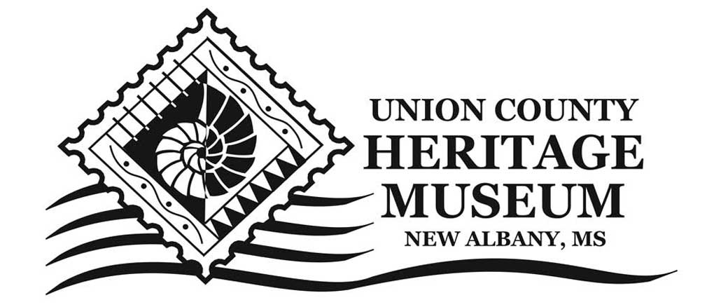 New Albany MS Heritage Museum current brand logo