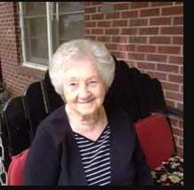 New Albany MS Elizabeth Faye Smith Golding obituary
