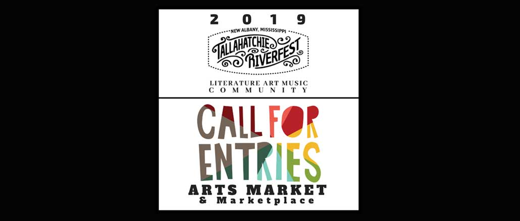 New Albany MS 2019 Riverfest arts vendors