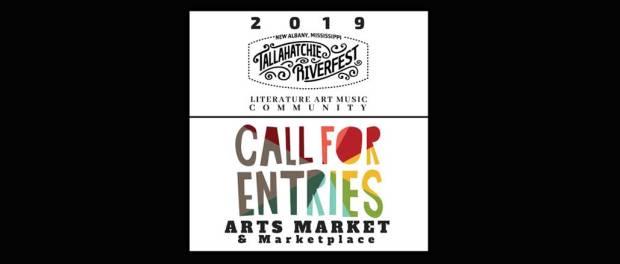 New Albany MS 2019 Riverfest arts vendors