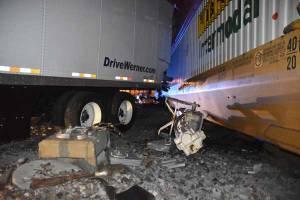 New Albany MS truck struck signal apparatus