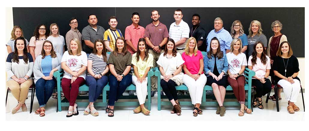 Mew Albany MS 2019-2020 new teachers
