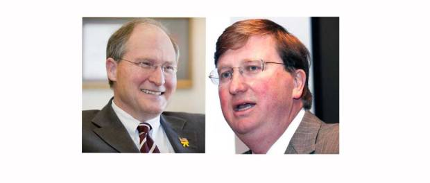New Albany MS Tate Reeves & Waller runoff