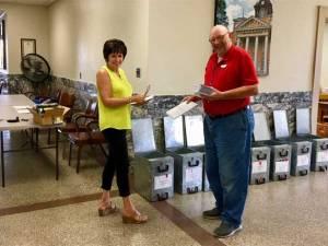 New Albany MS circuit clerk office prepares