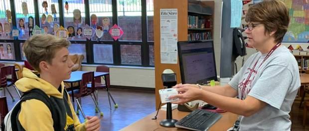 New Albany MS NAMS library lends hotspots
