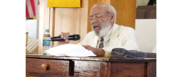 New Albany MS James Meredith, Healing Our Mississippi