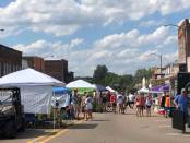 New Albany MS 2019 Riverfest Bankhead St