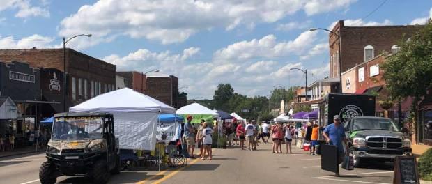 New Albany MS 2019 Riverfest Bankhead St