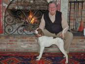 New Albany MS Steve & Chicken at home