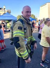 New Albany MS Fireman in gear