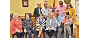 New Albany MS Steve Livingston retirement