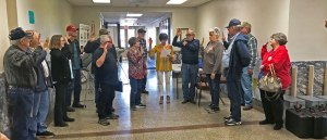 New Albany MS Circuit clerk swears in election officers County Board 4NOV2019