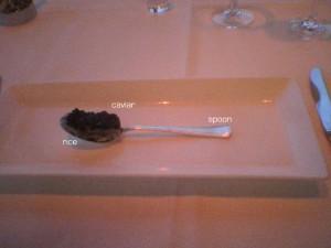The Caviar Spoon